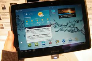 Ανακοινώθηκε το Samsung Galaxy Tab 3