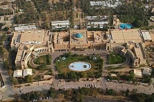 Όργια στην ταράτσα της αμερικανικής πρεσβείας στη Βαγδάτη