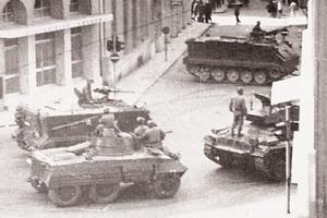 Πολιτική εκδήλωση του ΚΚΕ για τα 46 χρόνια από τη δικτατορία