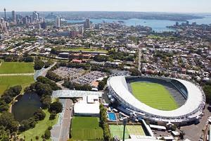 Μουσουλμανικές προσευχές στα γήπεδα της Αυστραλίας