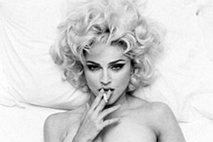 Προς πώληση γυμνή φωτογραφία της Madonna