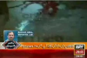 Έκρηξη βόμβας σε σιδηροδρομικό σταθμό στο Πακιστάν