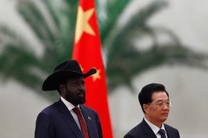 Η Κίνα ζητεί ηρεμία και αυτοσυγκράτηση