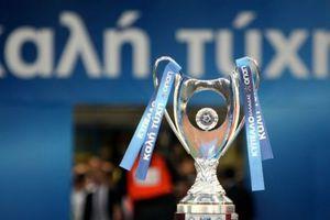 Το πρόγραμμα του Κυπέλλου Ελλάδος