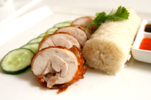 Ρολό κοτόπουλο με μπέικον