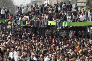 Στους δρόμους και πάλι το φοιτητικό κίνημα στη Χιλή