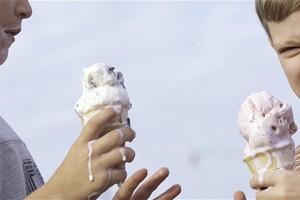 Πώς καταλαβαίνουμε αν το παγωτό έχει αλλοιωθεί