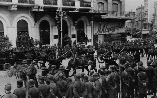 Σαν σήμερα το 1941 οι Γερμανοί εισέβαλαν στην Αθήνα – Newsbeast