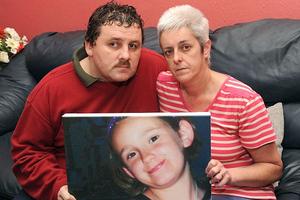 12χρονη άφησε την τελευταία της πνοή στην αγκαλιά του πατέρα της