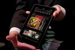 Αυτό είναι το Kindle Fire 2;