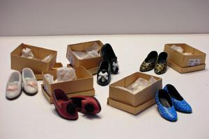 Η αποθήκευση των χειμωνιάτικων παπουτσιών