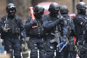 Στις βρετανικές ειδικές δυνάμεις η αντιμετώπιση της τρομοκρατίας