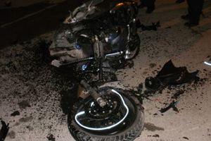 Δύο νεκροί στο τροχαίο στο Μαρούσι