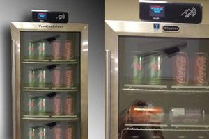 Ψυγείο πωλητής σας χρεώνει χωρίς να περάσετε από το ταμείο