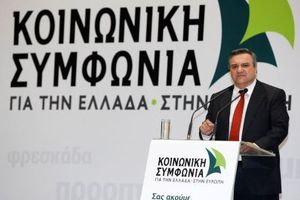«Συγκυβέρνηση ΠΑΣΟΚ-ΝΔ θα οδηγήσει τη χώρα στο σφαγείο»