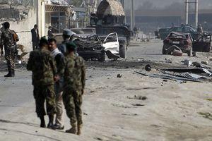 Επίθεση καμικάζι βομβιστή στην Καμπούλ