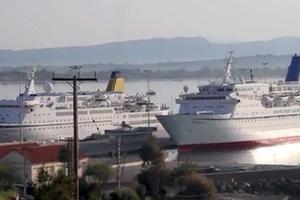 Στο Κατάκολο θα καταπλεύσουν πλοία από Ζάκυνθο και Κεφαλλονιά