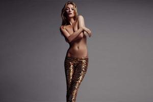 Η αμηχανία της Κέιτ Μος για το γυμνό