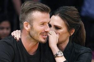Το παθιασμένο φιλί του ζεύγους Beckham