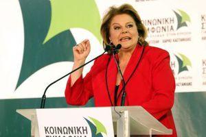 Η Κατσέλη δεν λέει «όχι» σε συνεργασία με ΣΥΡΙΖΑ