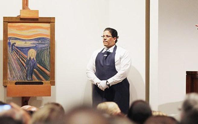 Τα 10 πιο ακριβά έργα τέχνης που πουλήθηκαν σε δημοπρασία