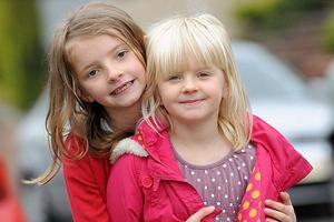 Η 6χρονη που θυσιάστηκε για να σώσει την αδερφή της