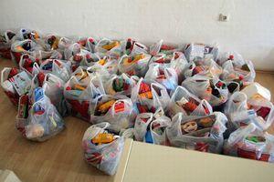 Νέα διανομή τροφίμων στην Κρήτη