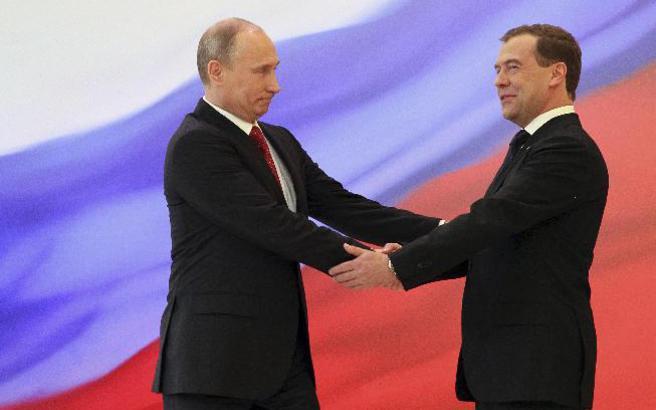 «Κυρίαρχη νίκη» για τον Πούτιν θέλει ο Ρώσος πρωθυπουργός