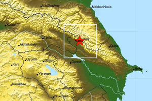 Σεισμός 5,5 Ρίχτερ στο Αζερμπαϊτζάν
