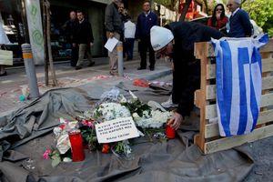 Ένας χρόνος από τη στυγερή δολοφονία του Μ. Καντάρη