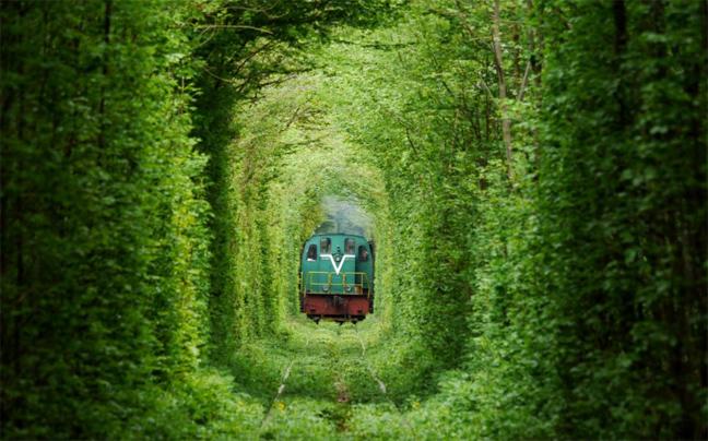 Το «τούνελ της αγάπης» θέλει προσοχή!