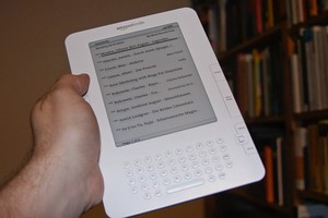 Σε πτώση οι πωλήσεις του Kindle