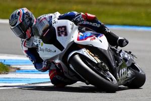 Πρώτη νίκη της BMW στο Α' Σκέλος Superbike στο Donington