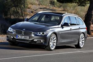 Η έκδοση Touring της BMW Σειράς 3