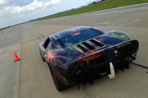 Ένα Hennessey Ford GT «έσπασε» τα κοντέρ