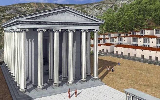 Εικονικό ταξίδι στην Αρχαία Πριήνη
