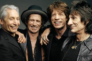 Σε Λονδίνο και ΗΠΑ θα δώσουν συναυλία οι Rolling Stones