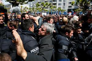 Διπλασιάστηκαν τα κρούσματα ξενοφοβίας στη Γερμανία το 2016