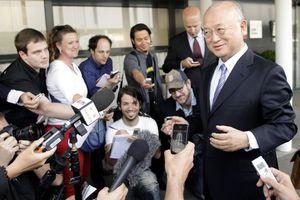 Στο Ιράν ο επικεφαλής της IAEA