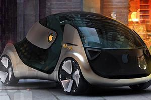 Το iCar σχεδίαζε ο Στιβ Τζομπς