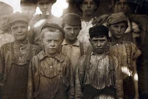 Τα πρόσωπα της παιδικής εργασίας στις ΗΠΑ