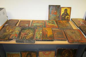 Συνελήφθη αρχαιοκάπηλος με 242 έργα τέχνης