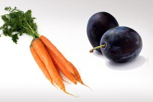 Καρότα και δαμάσκηνα εξασφαλίζουν λαμπερή επιδερμίδα