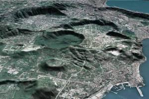 Ερευνητική γεώτρηση στο υπερηφαίστειο της Νάπολης