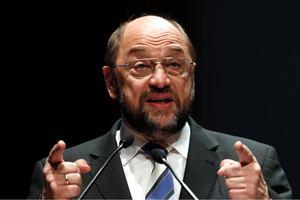 Επικεφαλής του SPD για τις ευρωεκλογές ο Σουλτς