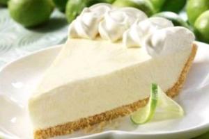 Φτιάξτε σπιτική lime pie
