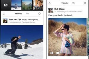 Διαθέσιμο το Facebook Camera από το App Store