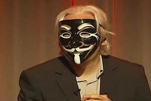 Anonymous o Τζούλιαν Ασάνζ