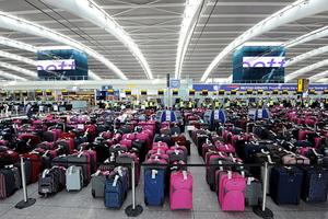 Πρόβλημα με τις αποσκευές στο αεροδρόμιο του Χίθροου
