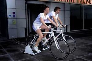 Το στατικό ποδήλατο κατά της καρδιακής ανεπάρκειας